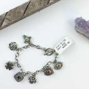 NWT • Brighton • Charms Bracelet